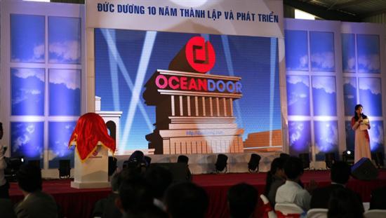 Oceandoor ra mắt bộ nhận diện thương hiệu và công bố công ty tại Dubai